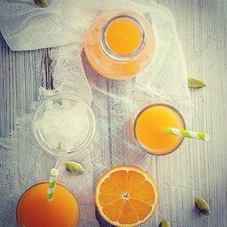 Portakallı Karanfilli Kombucha Tarifi