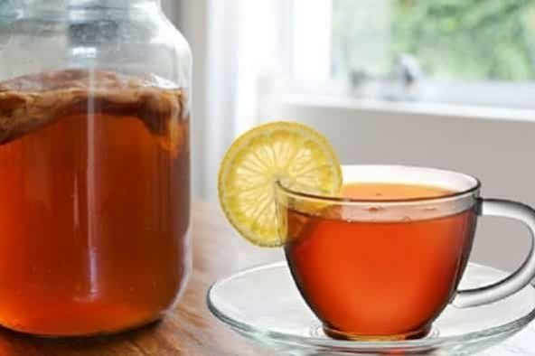 detox çayı kombucha