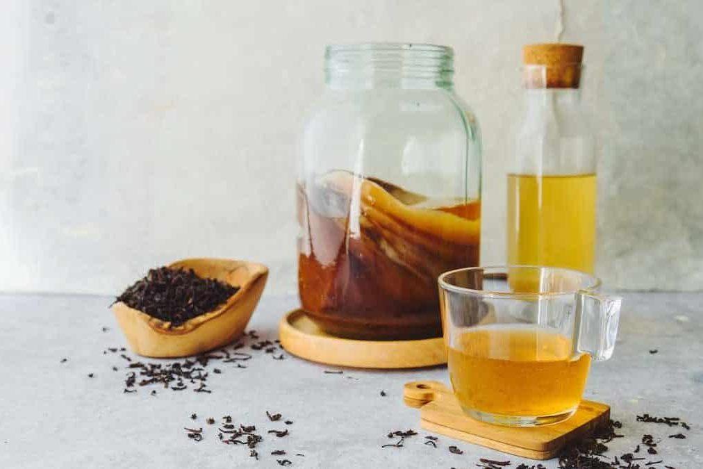 kombucha çayı nasıl yaplır