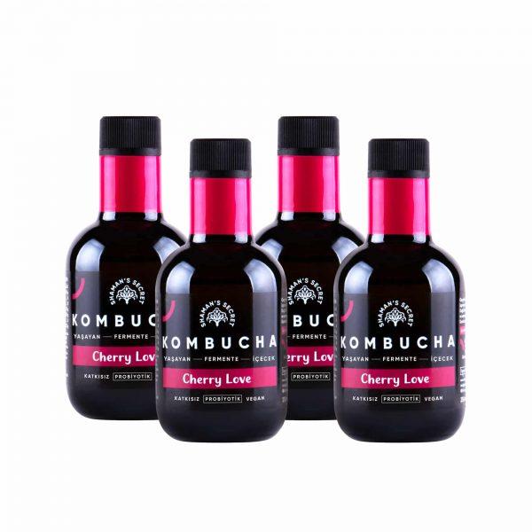 Cherry Love Kombucha