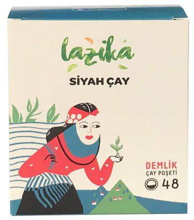 Lazika Demlik Poşet Çay 48 adet
